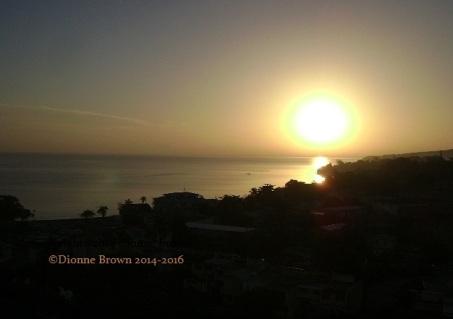 Sunrise, Ocho Rios