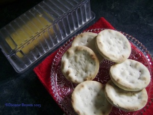Water Crackers. Long known for its gas-pressing-out and stomach-soothing qualities, this airy, crunchy snack will fill you up and make you belch (a good sign). Its versatile, pairing well with butter, corned beef, Tastee cheese, sardines, ackee and satlfish or anything you can think to pile onto its perfect concave top. In Jamaica, there's only one authentic water cracker, Excelsior Water Crackers.