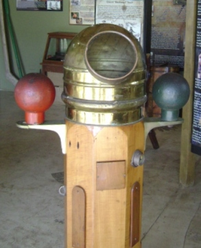 Ship's binnacle