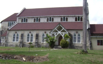 Anglican Church, St. Ann's Bay