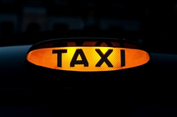 ID-100209926 (2) - Taxi Logo Highlighted by stockimages